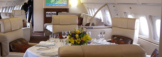 Italian luxury tax on private flights